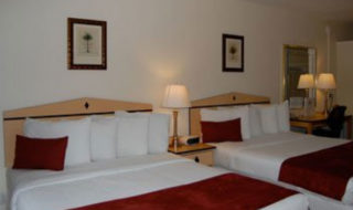 Alcazar Resort Gay Ft Lauderdale Double Queen Guestroom