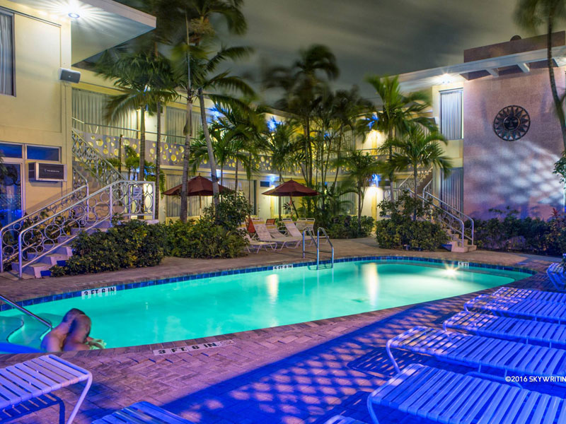 The Worthington Resort Fort Lauderdale Pool Area